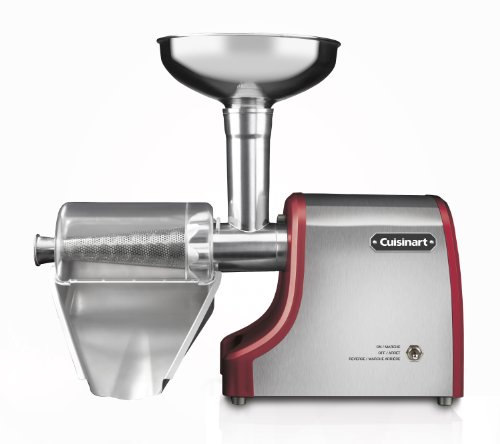 Cuisinart MP 150C Electric Vegetable Silver