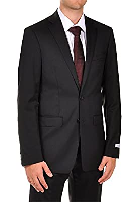 Calvin Klein Black Slim Fit Dress Suit