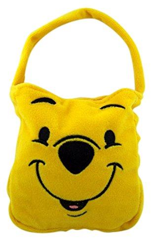 [Winnie the Pooh Plush Purse Tote Bag for Girls, 4 Inch] (Winnie The Pooh Costume Ideas)