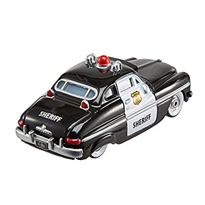 Disney Pixar Cars Sheriff: Toys & Games