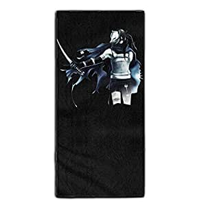 Naruto-samurai Absorbent Bathroom Bath Towels One Size