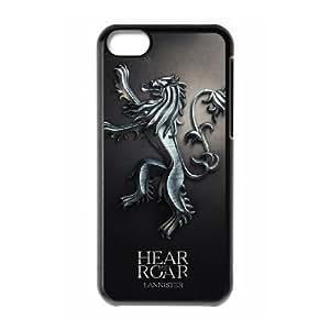 Game of Thrones 7 iPhone 5c Phone Case YSOP6591482684757