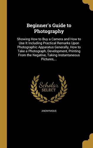 Download Beginner's Guide to Photography PDF