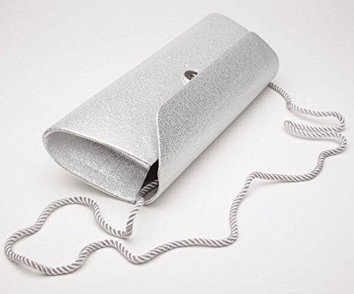 Cartera One Para Size De manufaktur Plateado Handtaschen Mujer Josephine Mano Osthoff TB6na