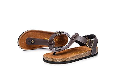 SK Studio - Zapatos con tacón Mujer marrón