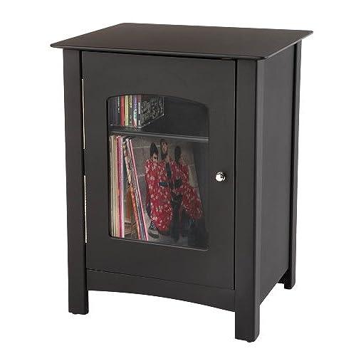 Ordinaire Crosley ST75 BK Bardstown Entertainment Cabinet, Black