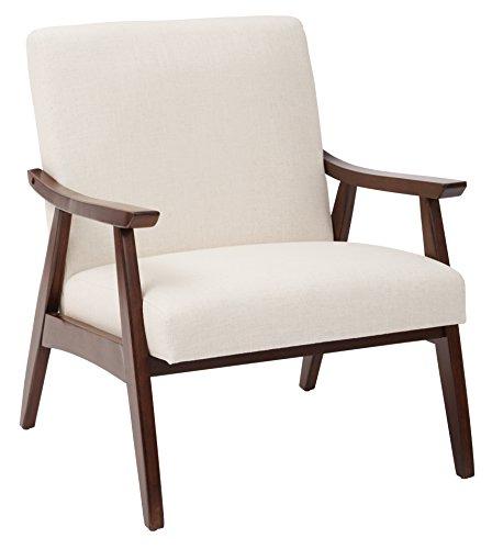 - Work Smart/Ave Six DVS51-L32-osp Davis Chair, Linen
