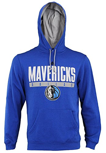 Adidas Dallas Mavericks Sweatshirt (Mens Adidas NBA Tipoff Playbook Pullover Hoodie, Dallas Mavericks, Blue)