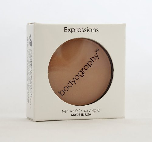 Bodyography Skin Creme, Duo Expressions Camel, 0.14 (Bodyography Duo)