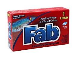 Fab Powder Detergent - Coin Vend