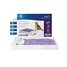 PetSafe ScoopFree Litter Tray Refills with Lavender Crystals, 6 Pack
