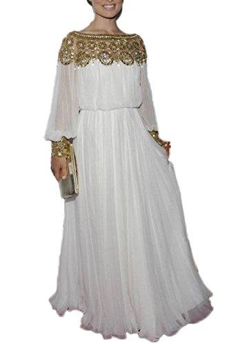 Yiyilai Blanc Femme Soirée Bretelles Elégante Robe De Uni Sans Bandage bI7vYf6gym