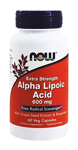 NOW Alpha Lipoic Acid Plus