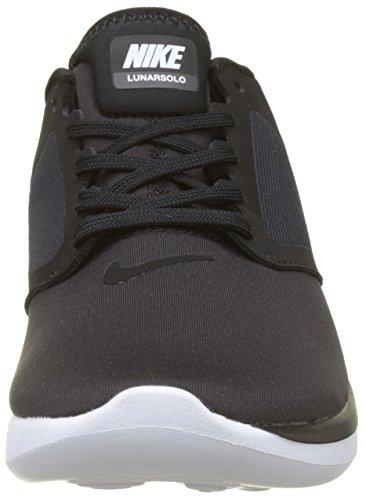 Black Nike Nero White Lunarsolo Donna Corsa Anthracite Scarpe da 001 SxqwBOxY