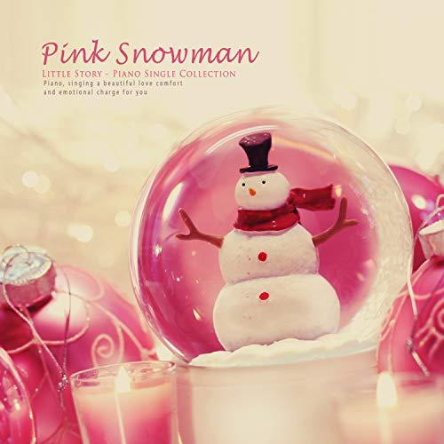 (Pink Snowman)