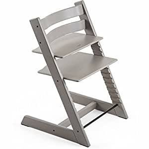 Stokke tripp trapp classic collection oak highchair for Stokke tripp trapp amazon