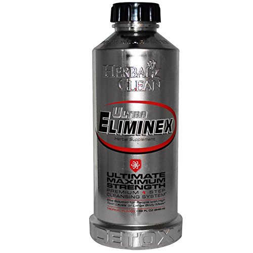 Herbal Clean Ultra Eliminex liquid product image