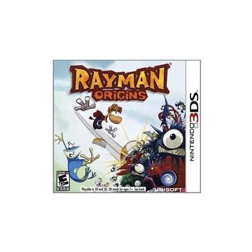 Ubisoft Rayman Origins for Nintendo 3DS 16685