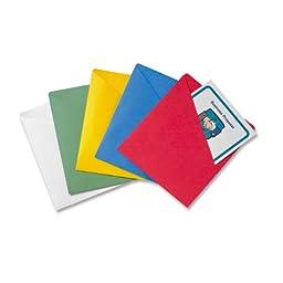 Quality Park Slash-View Pocket Organizers 25 Pack (89503)