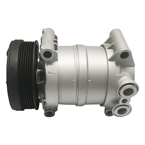 RYC Remanufactured AC Compressor and A/C Clutch EG950