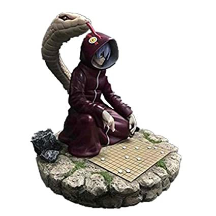 Amazon.com: Fallhuoz Naruto Medical Ninja Yakushi Kabuto ...