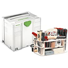 Festool 497658 Systainer Tool Organizer, Sys 4