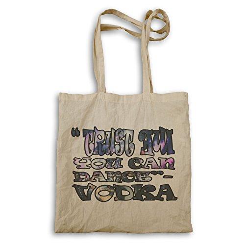 Sie Können Wodka Spaß Tanzen Tragetasche s238r
