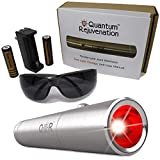 Lower Back Pain Relief Device, Red Light Therapy Device, Far Infrared Light Therapy for Pain, 60-Day Guarantee - Quantum Rejuvenation