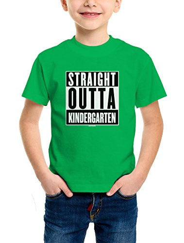 Straight Outta Kindergarten Youth T shirt