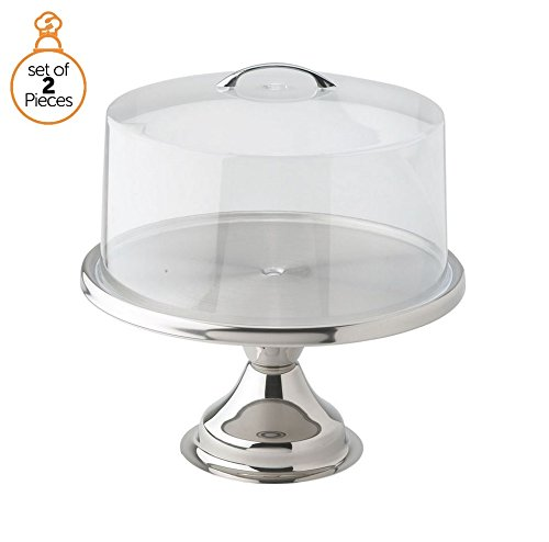 Cake Stand with Cover by ChefGiant - 13