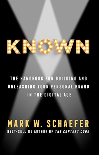 Impressions Book (KNOWN: The Handbook for Building and Unleashing Your Personal Brand in the Digital Age)