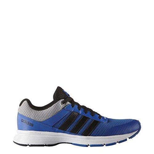 adidas Cloudfoam Vs City, Zapatillas de Deporte Exterior para Hombre Azul / Negro / Blanco (Azul / Negbas / Ftwbla)