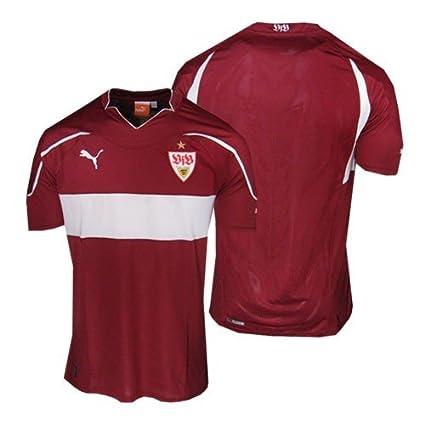11-12 VfB Stuttgart Away Jersey - XXL