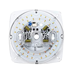 """5.5"""" light engine design to fit into 10""""-12"""" lighting fixtures Recommended Dimmers-Lutron:DV-600P-Lutron:DVELV-300-Lutron:SELV-300-Leviton:IPL-06 Easy Installation Step1. Cut off the power supply. Step2. Remove the lamp socket(s) and BALLAST...."""