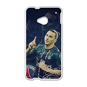 SANYISAN Zlatan Ibrahimovic Cell Phone Case for HTC One M7