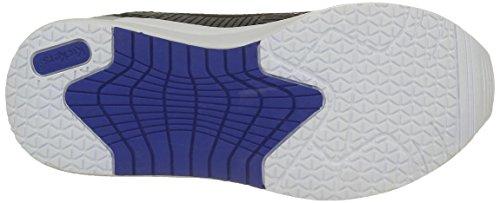 Kickers Knitwear - Zapatilla Baja Niños Negro (Noir/Gris)