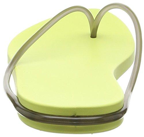 Ipanema Philippe Starck Thing M Fem - Sandalias de dedo Mujer Amarillo - Gelb (yellow/smoke 8479)
