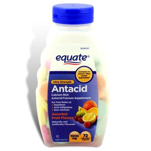 Equate - Antacid Tablets, Ultr…