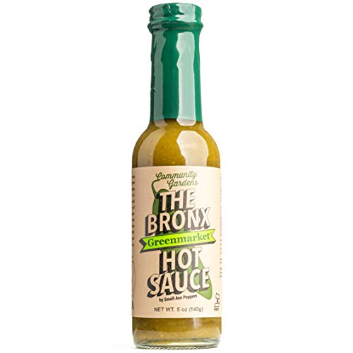 The Bronx Greenmarket Hot Sauce, Green, 5 Oz