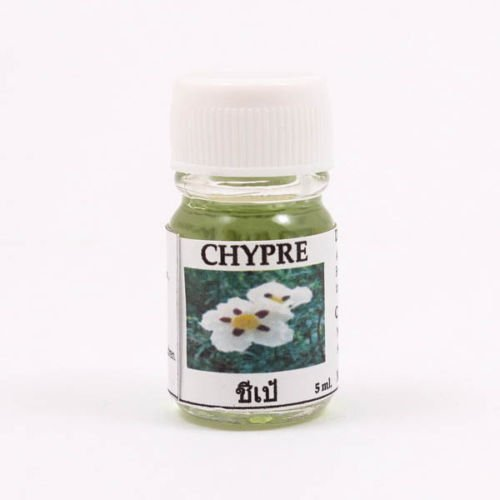 Chypre Fragrance - 10X Chypre Aroma Fragrance Essential Oil 5ML. (cc) Diffuser Burner Therapy Aromatherapy For Room
