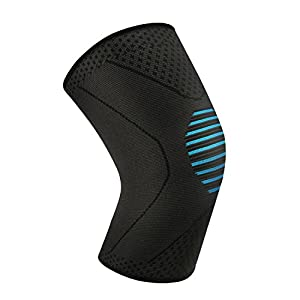 Compression Knee Sleeves Flexible Knee Brace for Man and Women