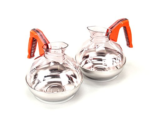 Bunn 06100.0102 Decanter, 2-Pack by Bunn