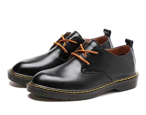 Cuir D'affaires En Véritable De 2018 Chaussures Mariage Pour Hommes Shiney Nouveau Black qwCvO4U4