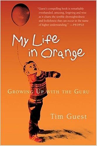 Book My Life in Orange: Growing Up with the Guru