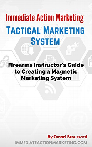 amazon com immediate action marketing tactical marketing system