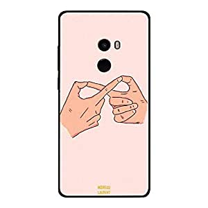 Redmi X2 Case Cover Hold The Hands