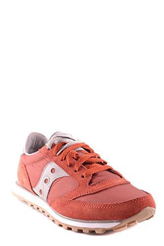 Saucony Sneakers Donna MCBI268013O Tessuto Grigio/Rosso