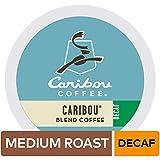 Caribou Coffee Single Serve Coffee K-Cup Pod, Caribou Blend Decaf, 96 Count