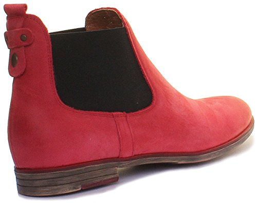 5800 Femme red Justin Boots Boots 5800 Reece red Justin Reece Chelsea Chelsea Femme dCwq5d