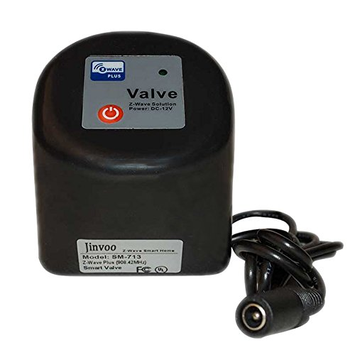 Valve Gas Smart (Jinvoo Wireless Z-wave Plus Smart Water/Gas Valve)